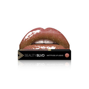 Beauty Boulevard Lesk na pery Diamond Lip Gloss - Embellish