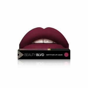 Beauty Boulevard Rúž Mattitude Lip Liquid - Hole in the Head