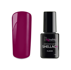 Ráj nehtů UV gel lak Shellac Me 12ml - Flavor