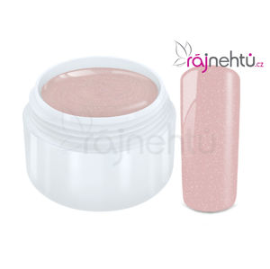 Ráj nehtů MAKE-UP Gel 5 ml - Cinderella Glimmer