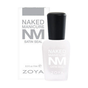 Zoya Naked Manicure - Satin Seal 15ml