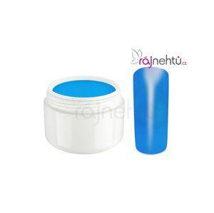 Raj nechtov Farebný UV gél NEON - Blue - Modrý 5ml